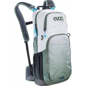 Evoc CC 16L Rucksack + 2L Trinkblase Weiss Einheitsgröße