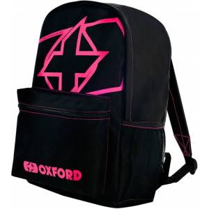 Oxford X-Rider Rucksack Pink Einheitsgröße