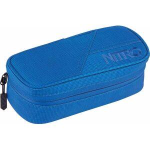 Nitro Pencil Case Federmäppchen Türkis Blau Einheitsgröße