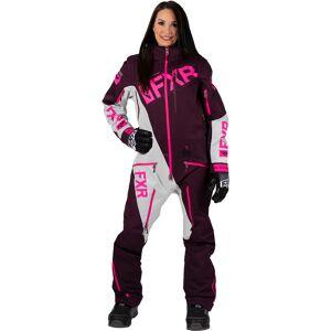 FXR Ranger Instinct Lite Damen 1-Teiler Schneemobil Kombi Pink S M