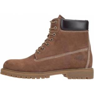 Dickies Fort Worth Stiefel Braun 40