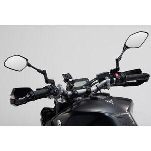 SW-Motech Universal Navi-Kit mit Navi Case Pro M - Inkl. Kugel, Arm...
