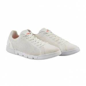 Swims Wash&Wet-Sneaker, Damen, 39 - Weiß