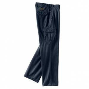 Club of Comfort Pima-Cotton Allwetter-Cargo, 60 - Navy