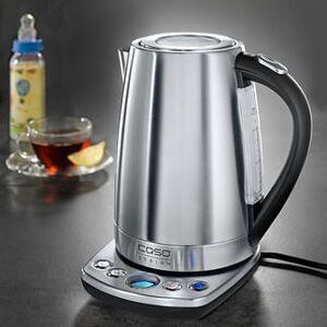 Caso WK2200 elektrischer Wasserkocher mit Temperaturwahl
