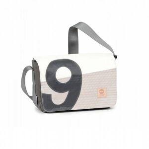 360° Taschen 360° Barkasse Mini Segeltuchtasche schwarz / Zahl schwarz