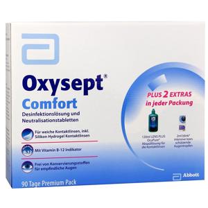 Abbott  Oxysept Comfort 90 Tage Premium Pack  90 Tage Premium Pack