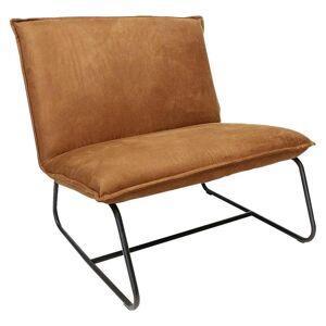 MID.YOU Sessel Paris Bench B: 83 cm Braun