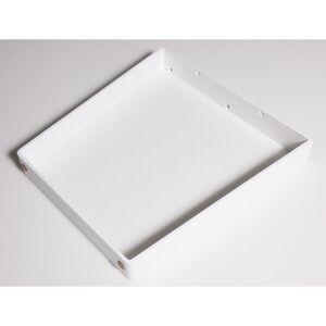 MÖBELIX Tischgestell V-Form B 70cm H 71cm, Weiß