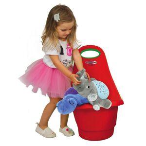MÖBELIX Spielzeugtrolley Rolly Rot