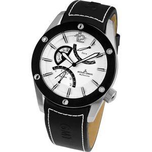 Jacques Lemans Uhr 'Liverpool 1-1739B' schwarz / silber