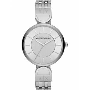 Giorgio Armani Uhr 'AX5327' silber