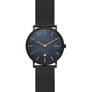 SKAGEN Uhr 'SKW6472' schwarz