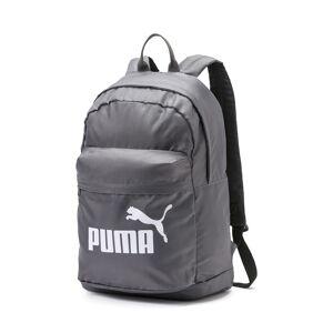 Puma Rucksack 'Classic' grau / weiß