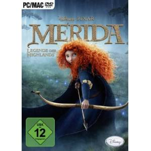 Disney Merida - Legende der Highlands