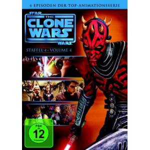 Star Wars: The Clone Wars - Staffel 4, Vol. 4 - Preis vom 19.07.2021 04:46:51 h