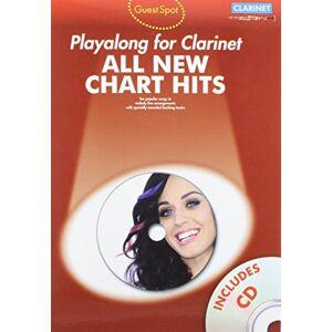 Gebraucht: Various Guest Spot All New Chart Hits Clarinet Book/CD (All New Chart Hits Book & CD)