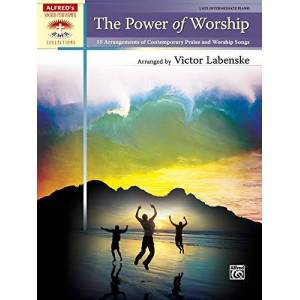 Alfred Publishing - The Power of Worship: 10 Arrangements of Contemporary Praise and Worship Songs (Alfred's Sacred Performer Collections) - Preis vom 18.01.2021 06:04:29 h