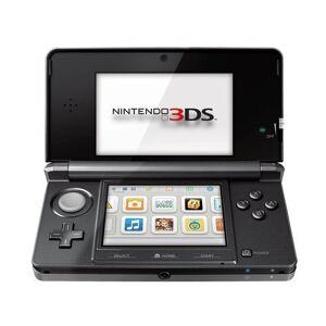 Nintendo 3DS - Konsole, Kosmos schwarz - Preis vom 31.10.2020 05:52:16 h