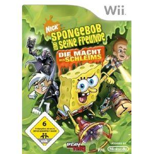 THQ - SpongeBob & Freunde - Die Macht des Schleims - Preis vom 02.03.2021 06:01:48 h
