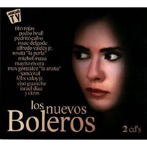Various - Los Nuevos Boleros - Preis vom 17.09.2020 04:54:06 h