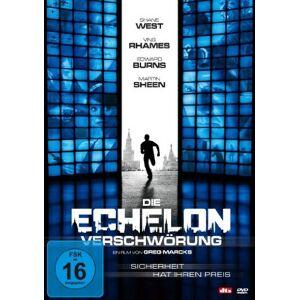 Greg Marcks - Die Echelon-Verschwörung [Steelbook] - Preis vom 18.09.2020 04:49:37 h