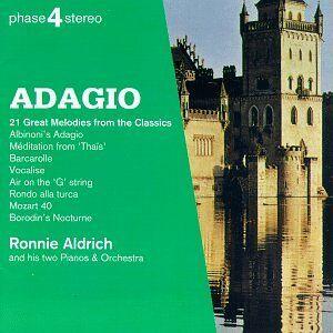Ronnie Aldrich - Adagio - Preis vom 22.01.2021 05:57:24 h