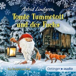 Astrid Lindgren - Tomte Tummetott und der Fuchs: Filmhörspiel - Preis vom 05.03.2021 05:56:49 h