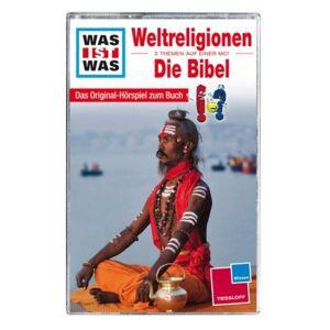 Was Ist Was - WAS IST WAS, Folge 32: Weltreligionen/ Die Bibel [Musikkassette] [Musikkassette] - Preis vom 01.03.2021 06:00:22 h