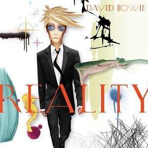 Gebraucht: David Bowie Reality (Limited Touredition CD + Live-DVD)