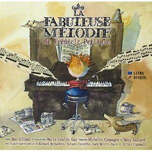 Gallant Dany - Fabuleuse Melodie de Frederic - Preis vom 21.01.2021 06:07:38 h
