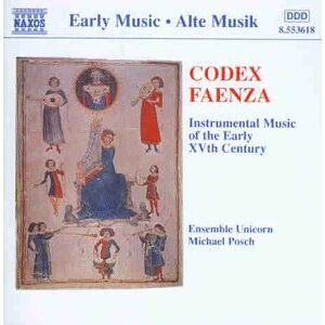 Michael Posch - Codex Faenza (Instrumentalmusik des frühen 15. Jahrhunderts) - Preis vom 27.01.2021 06:07:18 h