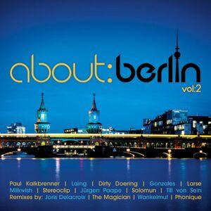 Gebraucht: Various About: Berlin Vol: 2