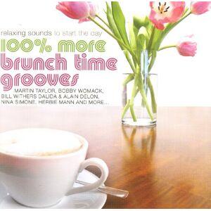Taylor 100% More Brunch Time Grooves - Preis vom 30.07.2021 04:46:10 h
