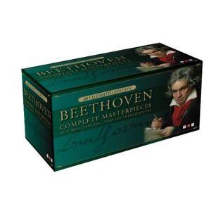 Gebraucht: Yefim Bronfman Beethoven: Alle Meisterwerke (Box mit 60 CDs + 1 CD ROM)