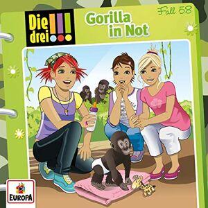 Die drei ??? - 058/Gorilla in Not - Preis vom 22.01.2021 05:57:24 h