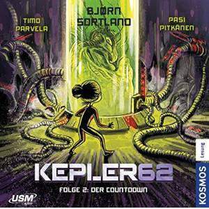 Gebraucht: Kepler62 Folge 02: der Countdown (das CD Hörbuch)