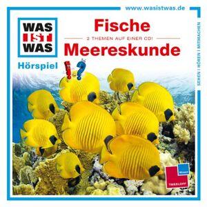 Was Ist Was - Folge 31: Fische/Meereskunde - Preis vom 27.01.2021 06:07:18 h