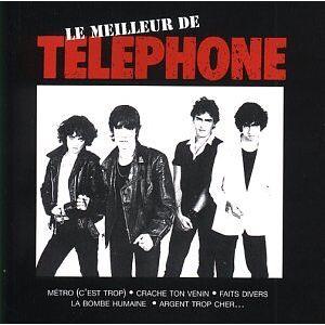Telephone - Le Meilleur de... - Preis vom 22.01.2021 05:57:24 h
