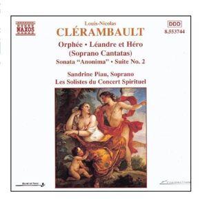 Louis-Nicolas Clerambault - Kantaten und Kammermusik - Preis vom 27.01.2021 06:07:18 h
