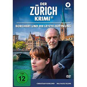Roland Der Zürich-Krimi: Borchert und die letzte Hoffnung (Folge 3) - Preis vom 19.07.2021 04:46:51 h