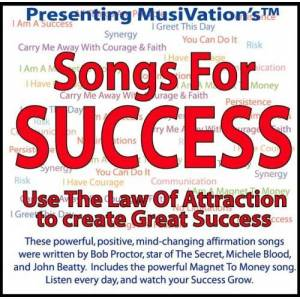 Gebraucht: Michele Blood Songs for Success