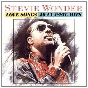 Stevie Wonder - Love Songs-20 Classic Hits - Preis vom 21.01.2021 06:07:38 h