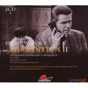 Gebraucht: Edgar Wallace 02-Edgar Wallace-O-Ton
