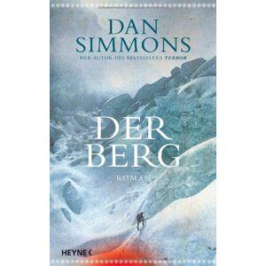 Dan Simmons - Der Berg: Roman - Preis vom 22.09.2020 04:46:18 h
