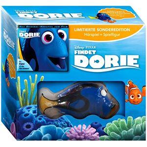 Disney Findet Dorie – Das Originalhörspiel zum Kinofilm [Limitierte Sonderedition] CD + Spielfigur
