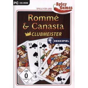 Spicy Games - Romme und Canasta - Clubmeister - Preis vom 06.03.2021 05:55:44 h