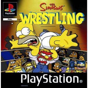 Gebraucht: Fox Simpsons Wrestling