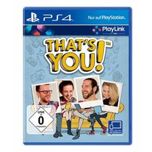 Sony That´s you! - [PlayStation 4]