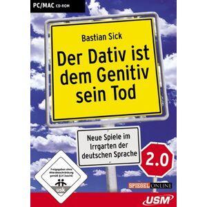 Gebraucht: USM Der Dativ ist dem Genitiv sein Tod - Band 2